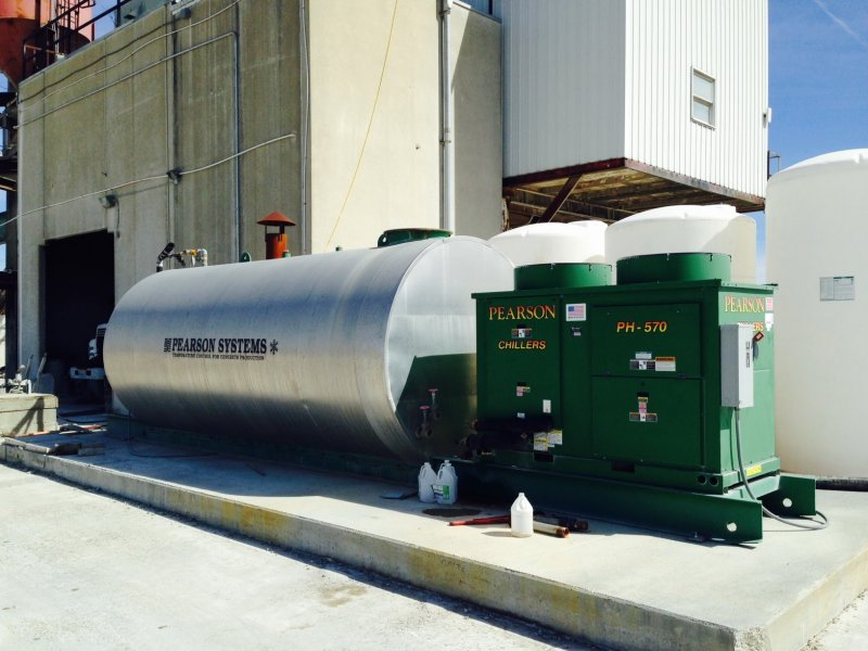 Pearson Systems | Concrete Heaters and Chillers