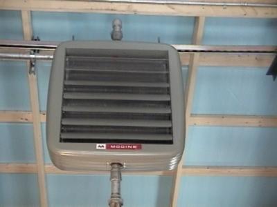 best way to heat attached garage? : homeimprovement